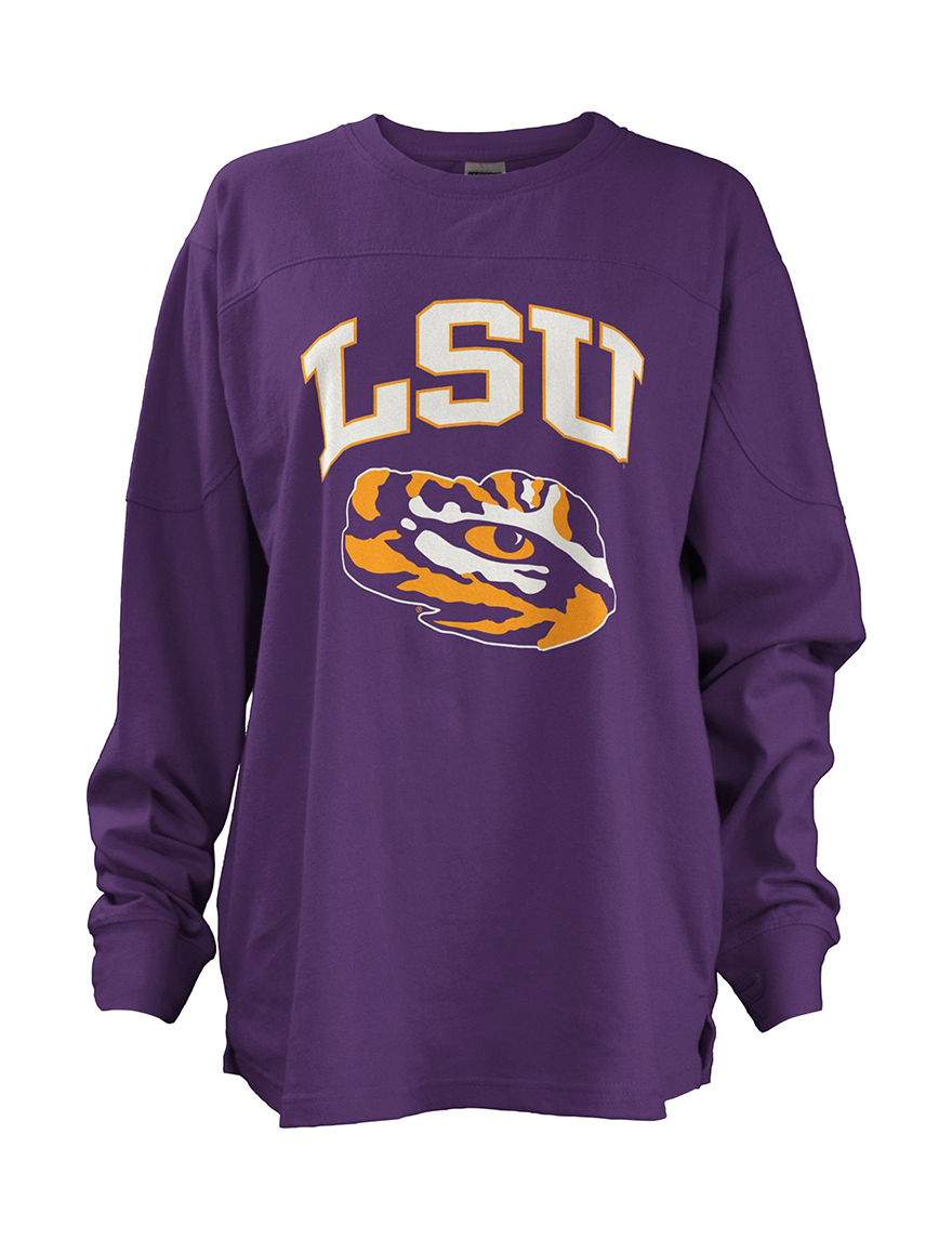 NCAA Purple Shirts & Blouses Tees & Tanks NCAA
