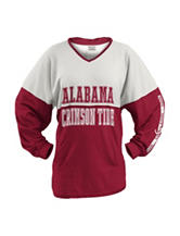 University of Alabama Color Block Hooded Top