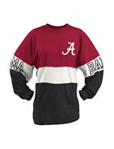 University of Alabama Clarity Sweeper Top
