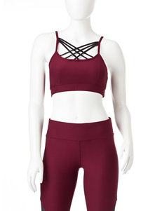 Steve Madden Dark Red Camisoles & Tanks