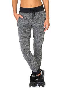 RBX Grey Spacedye Print Jogger Pants