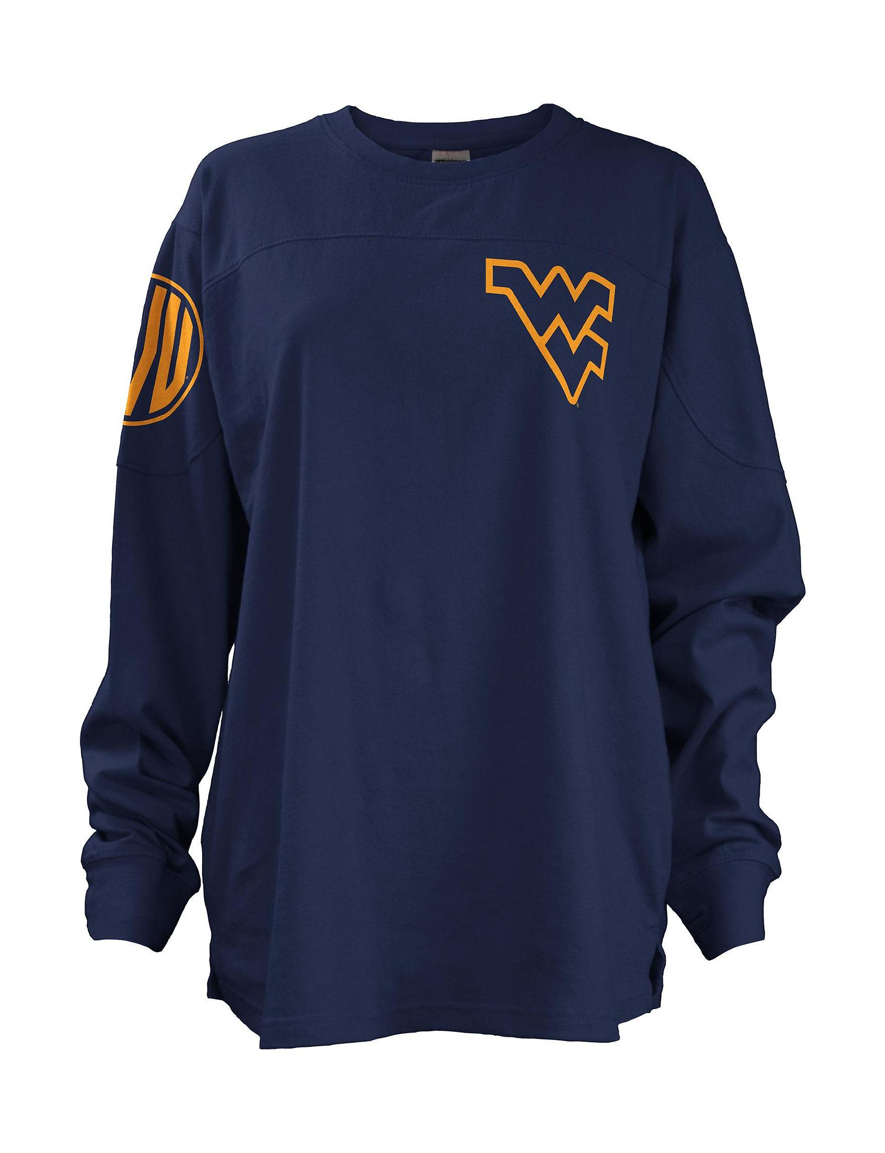 NCAA Navy Shirts & Blouses Tees & Tanks NCAA