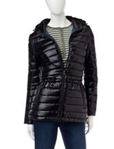 Chaps Packable Quilted Coat