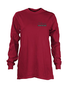 Arkansas Razorbacks Makayla Top