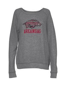 Arkansas Razorbacks Big Canvas Knobi Top