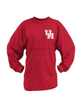 University of Houston Aztec Western Top