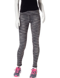 RBX Black / Grey Leggings
