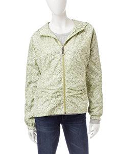 Mackintosh Green Lightweight Jackets & Blazers Rain & Snow Jackets