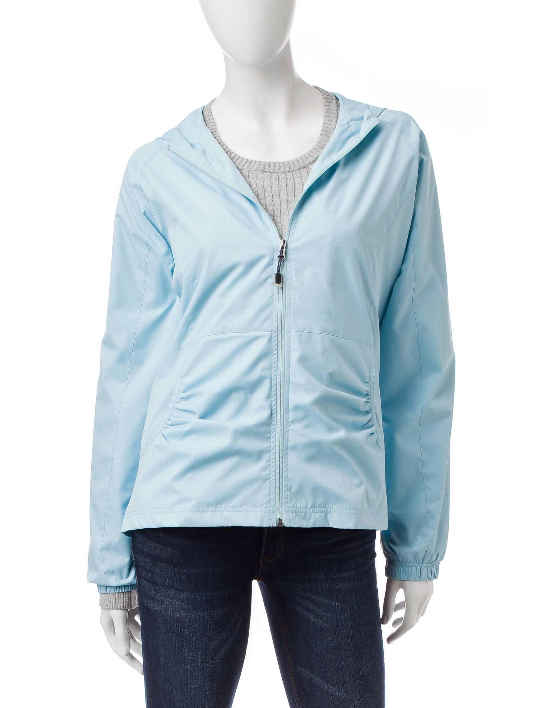 Mackintosh Blue Lightweight Jackets & Blazers Rain & Snow Jackets