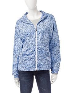 Hannah Blue Rain & Snow Jackets