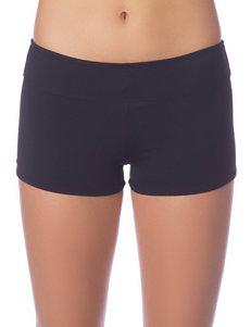 Chaps Blue / White Swimsuit Bottoms