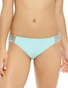 Hot Water Light Blue Hipster Bikini Bottoms