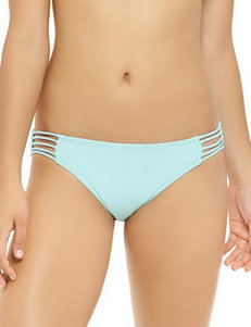 Hot Water Light Blue Swimsuit Bottoms Hipster