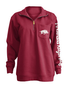 NCAA Red Pull-overs Tees & Tanks NCAA