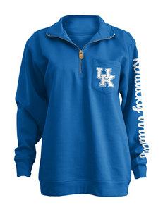 NCAA Royal Blue Tees & Tanks NCAA