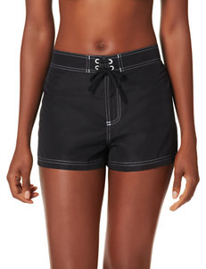Zero Xposur Black Swimsuit Bottoms Boyshort