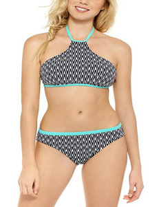 Hot Water Green Swimsuit Tops Bralette