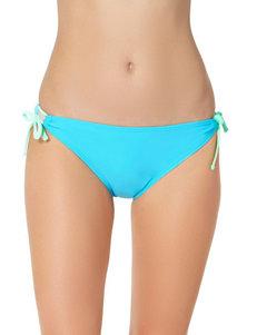 In Mocean Blue Hipster Bikini Bottoms