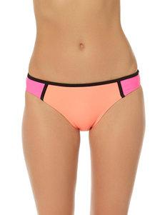 In Mocean Orange Swimsuit Bottoms Hipster