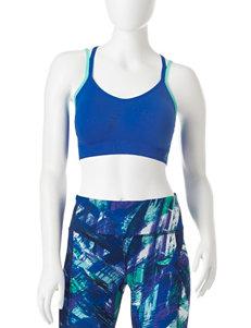 RBX Blue Sports Bra