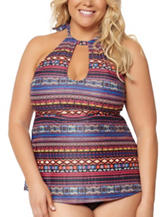 Plus Size Swimsuits & Cover Ups