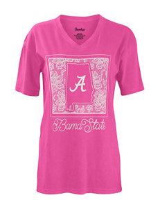 NCAA Pink Tees & Tanks NCAA