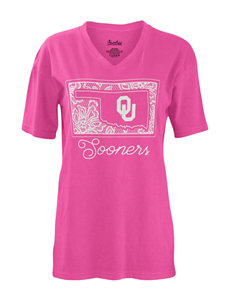NCAA Pink Tees & Tanks NCAA