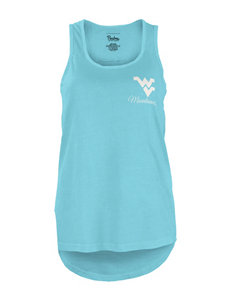 West Virginia University Charleston Tank Top