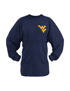 West Virginia University Hatha Sweeper Top