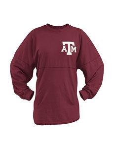 NCAA Maroon Tees & Tanks NCAA