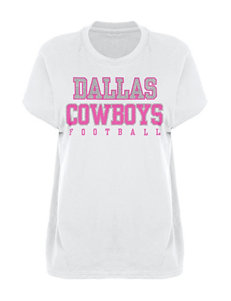 Dallas Cowboys Too Pink Top