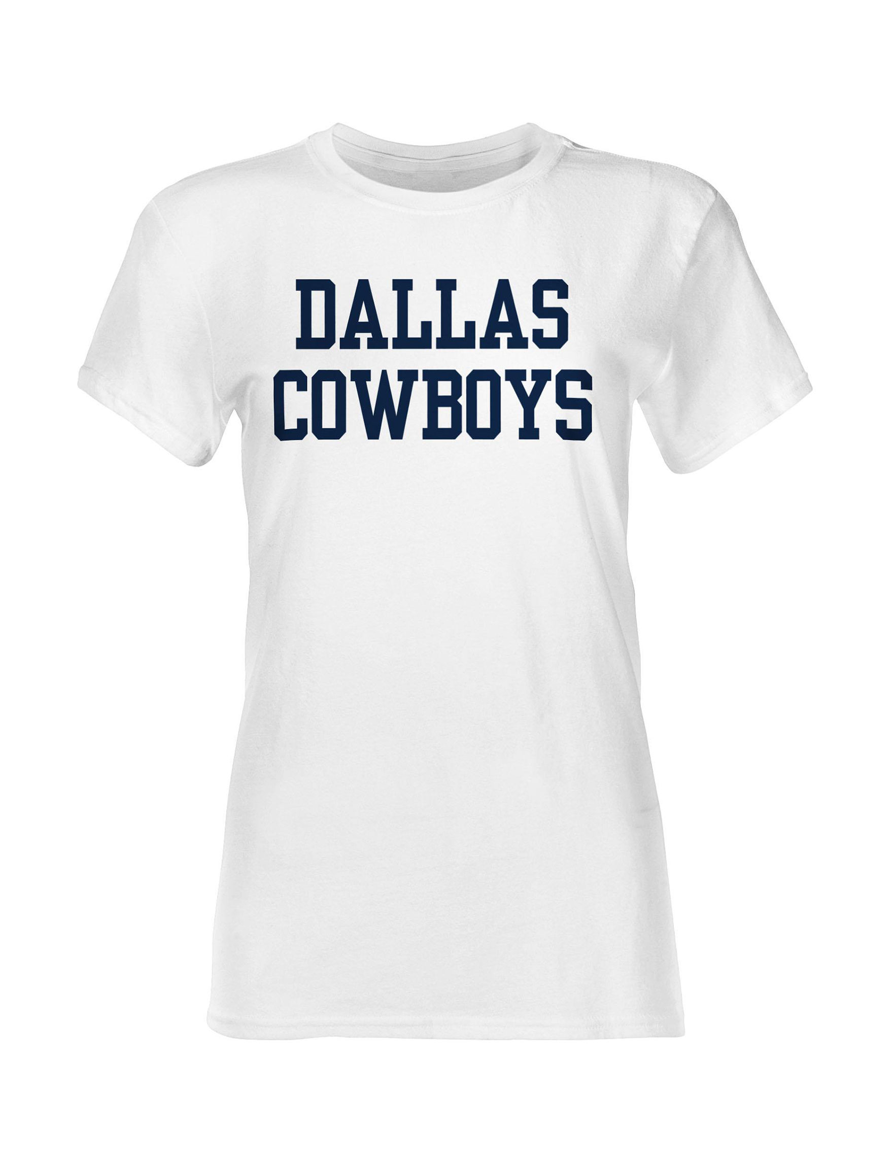 NFL White Shirts & Blouses Tees & Tanks NFL