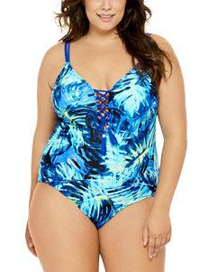 Costa del Sol Multi One-piece Swimsuits Tankini