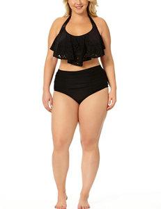 In Mocean Black Swimsuit Tops Bralette