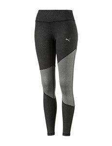 Puma Black / Grey Leggings