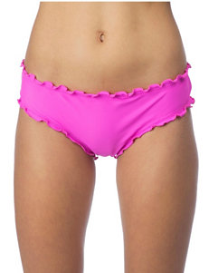 Hobie Raspberry Swimsuit Bottoms Hipster