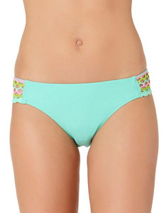In Mocean Green Swimsuit Bottoms Hipster