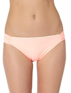 In Mocean Peach Swimsuit Bottoms Hipster