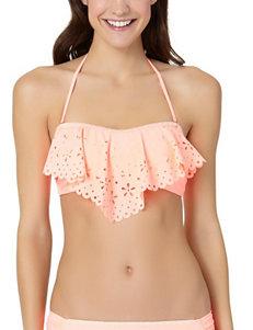 In Mocean Peach Swimsuit Tops