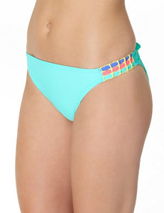 In Mocean Mint Swimsuit Bottoms Hipster