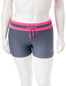Free Country Pink Swimsuit Bottoms Boyshort