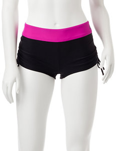 Zero Xposur Mulberry Swimsuit Bottoms Boyshort
