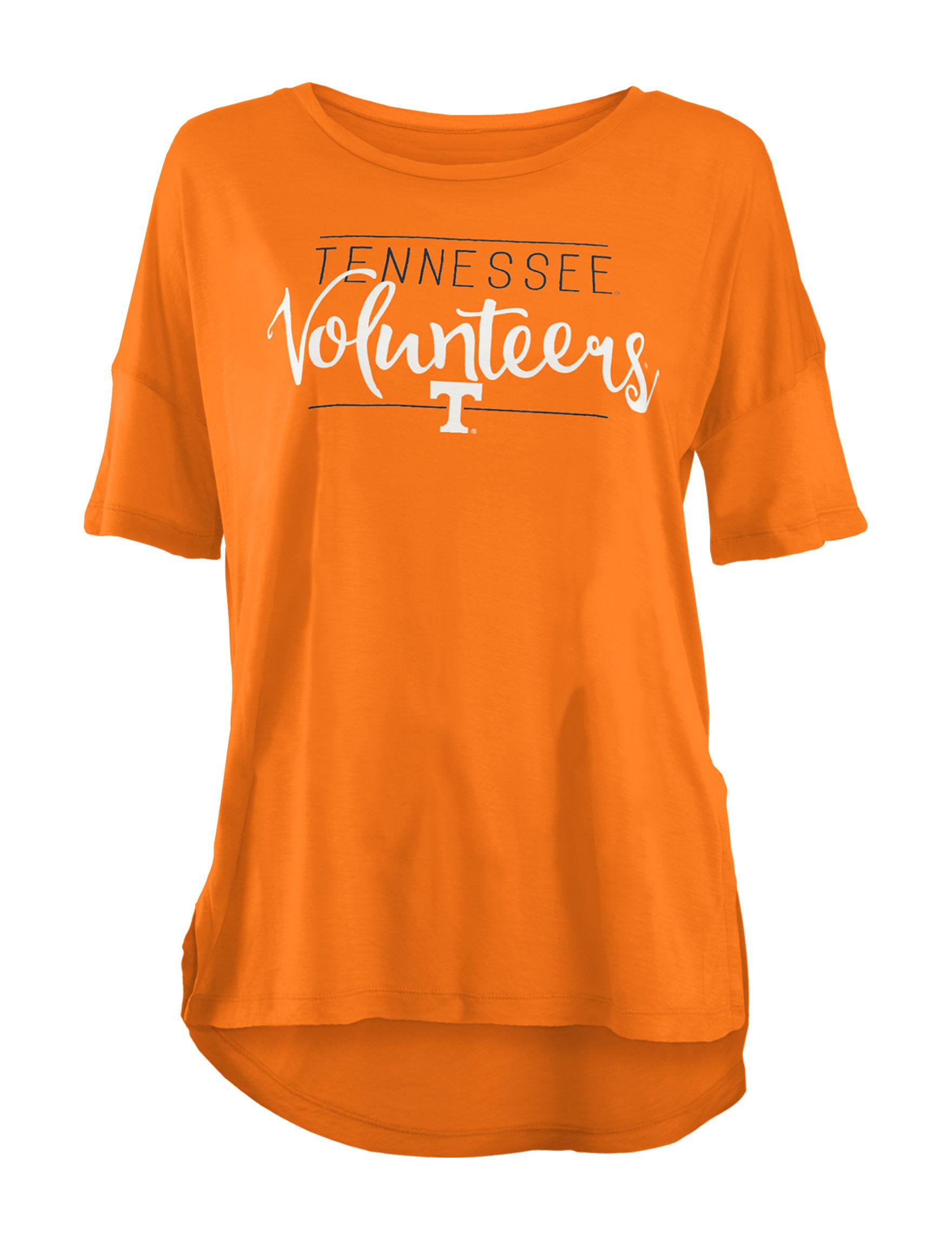 NCAA Orange Tees & Tanks NCAA