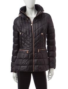 Bernardo Quilted Puffer Jacket