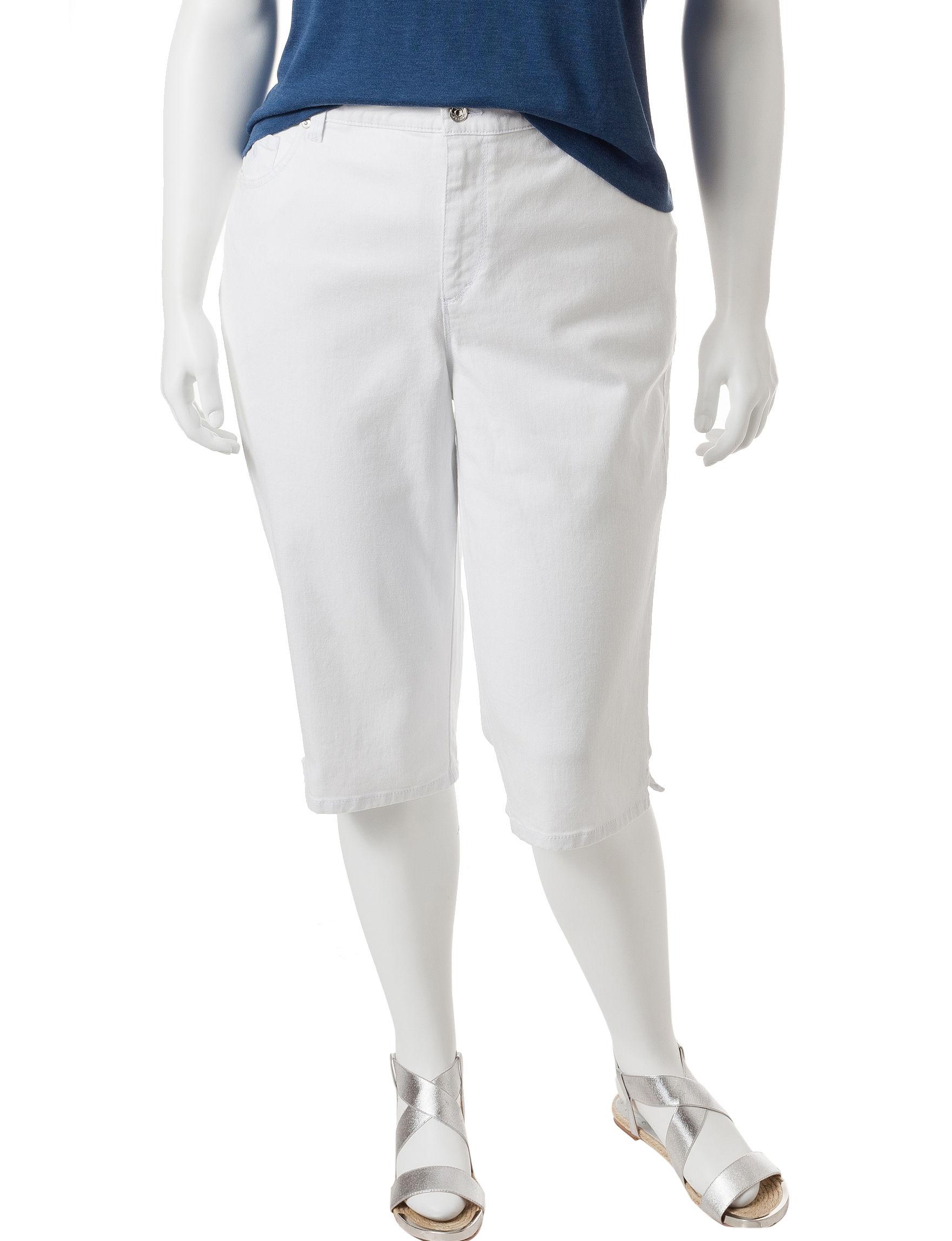Gloria Vanderbilt White Classic