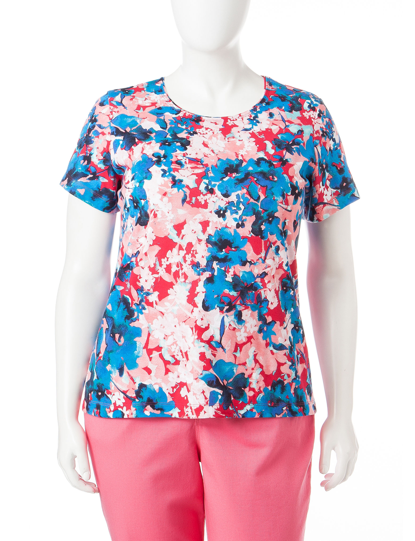 Rebecca Malone Floral Shirts & Blouses