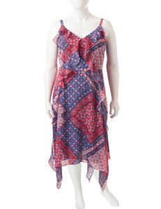 Jessica Simpson Blue Everyday & Casual Sundresses