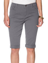 Chaps Plus-size Tri Blend Shorts