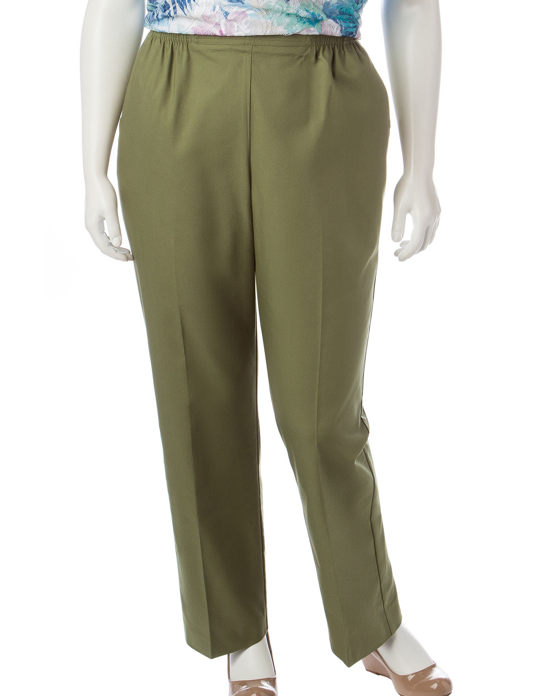 Alfred Dunner Green Classic