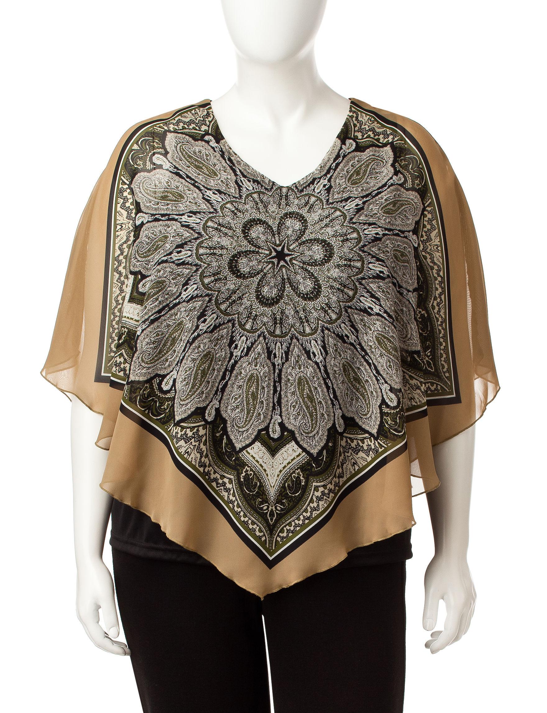 Rebecca Malone  Shirts & Blouses